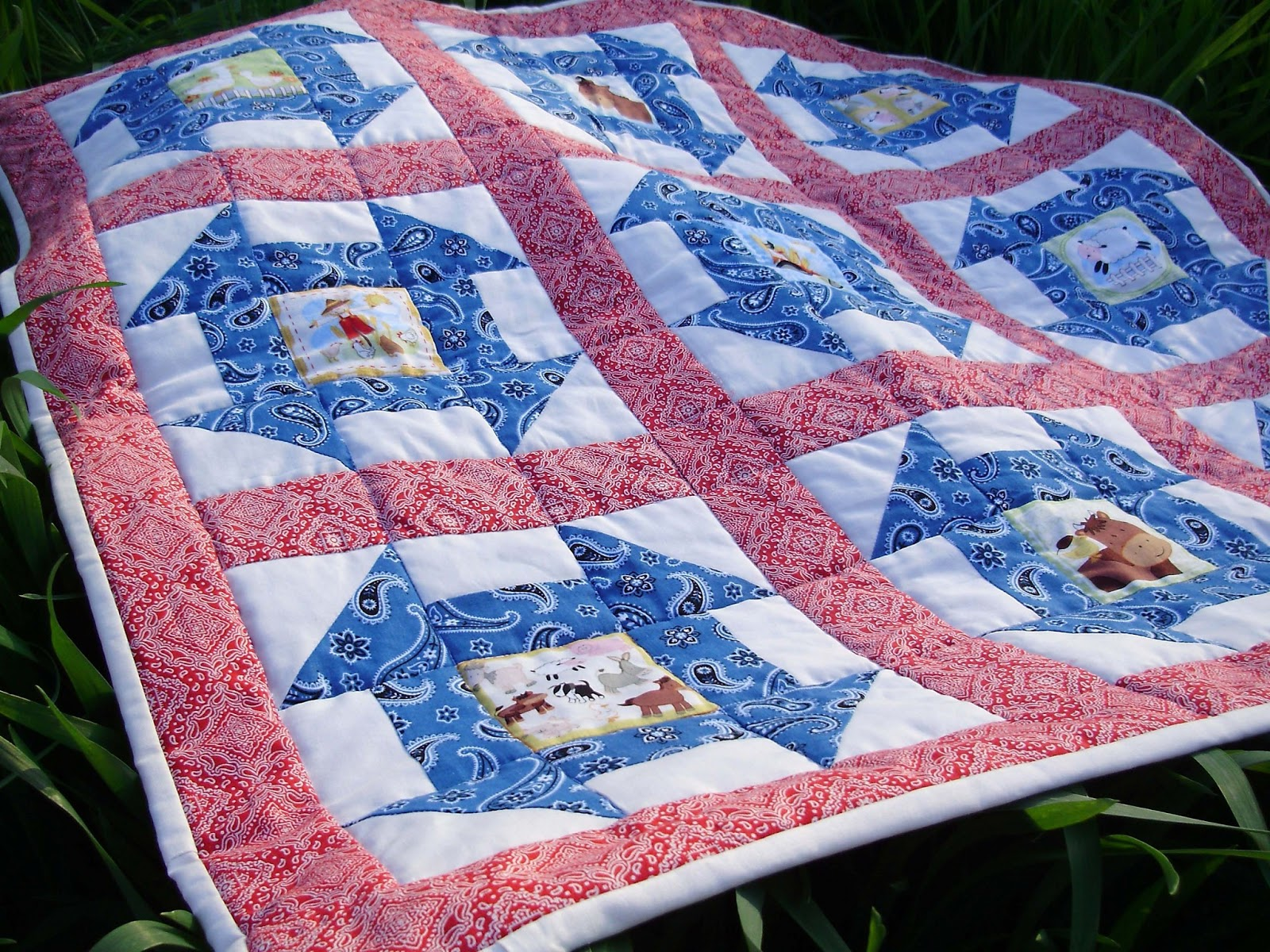 Hole In The Barn Door Quilt Pa Country Crafts