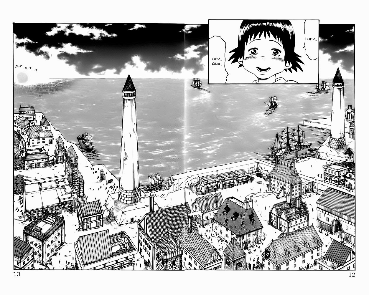 Vua Trên Biển – Coco Full Ahead chap 214 Trang 7 - Mangak.info