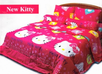 Fata - New Hello Kitty http://www.grosirsprei-murah.com/