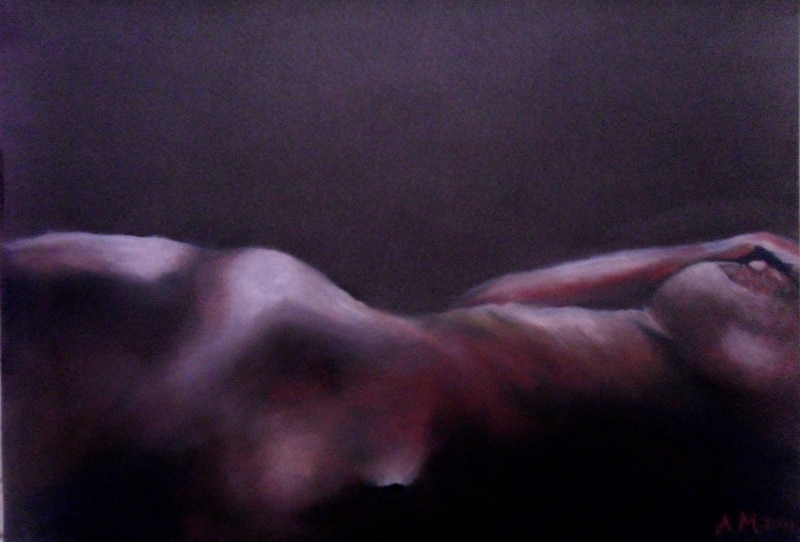 Desnudo De Morena Realizado En El A O Leo Sobre Lienzo Filmvz Portal