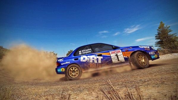Spesifikasi PC Untuk Dirt Rally