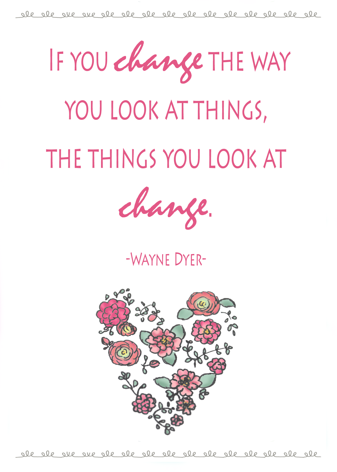 A Year To Inspire: Day 276   Quote Day 10 + Download