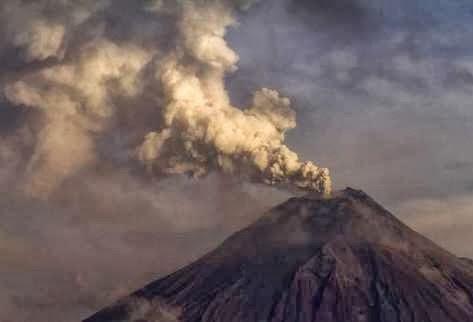 NICARAGUA EN ALERTA POR ACTIVACION DE VARIOS VOLCANES TRAS TERREMOTO