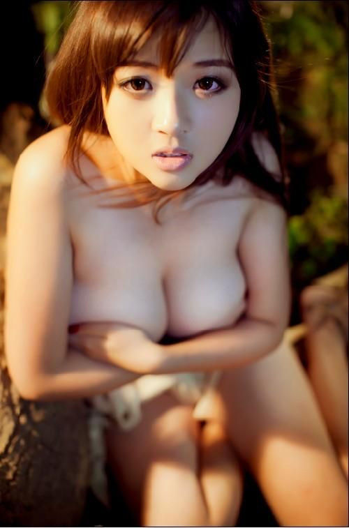 Chinese hot girl Li Meng Tian