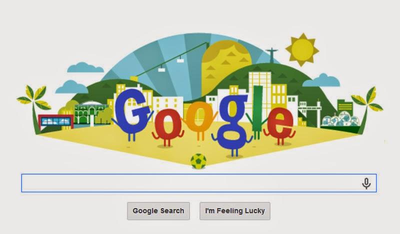Doodle, Google, FIFA World Cup, Mundial,
