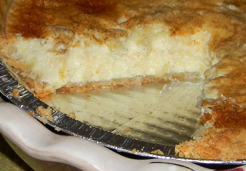nan s italian ricotta pie with pineapple adapted from susan