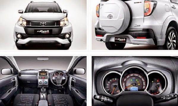 Edisi Mobil Toyota Terbaru New Rush 2015