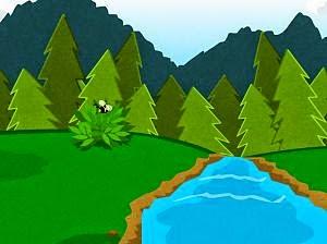 Juegos de escape Wilderness Survival Escape Day 2