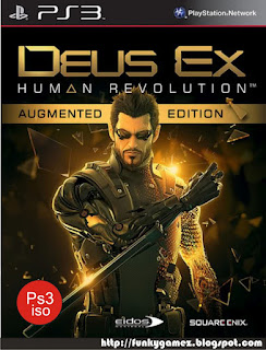 Deus Ex Human.Revolution  TRUE BLUE  PS3 ISO