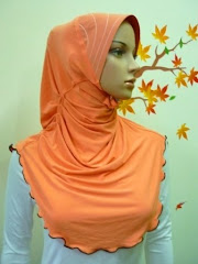Tudung Haya Scallop