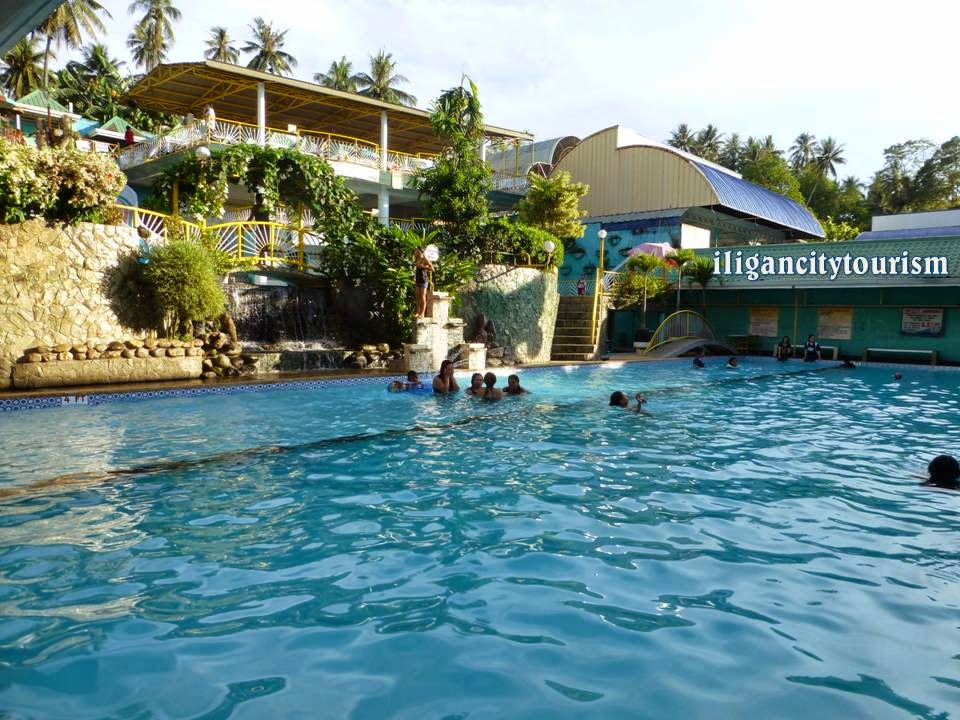 Iligan city natural and man made attractions timoga swimming pool complex for How to open a swimming pool in the spring