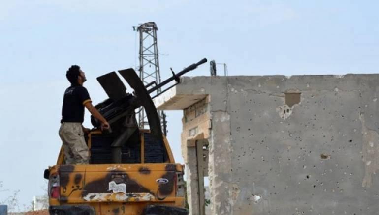Mujahidin Islam Rebut Pangkalan Militer Hama