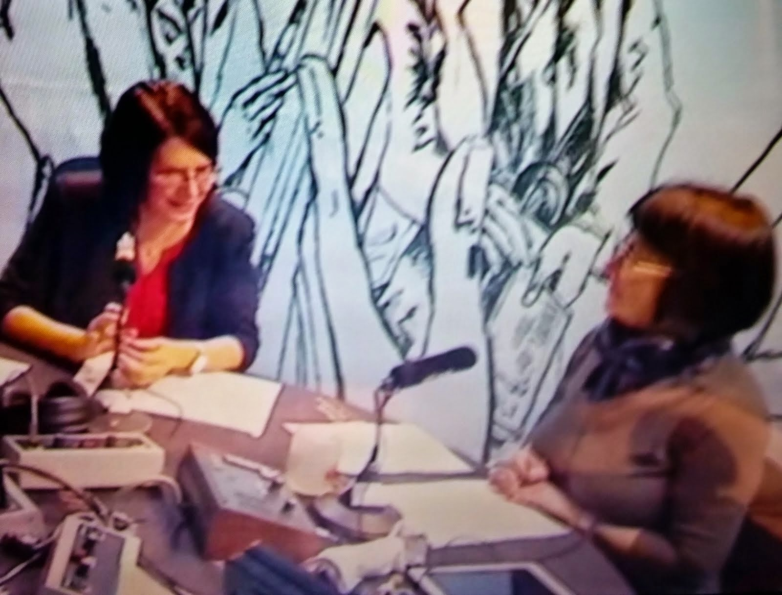 """Interviu la emisiunea """"Vorba de cultură"""", Radio România Cultural"""