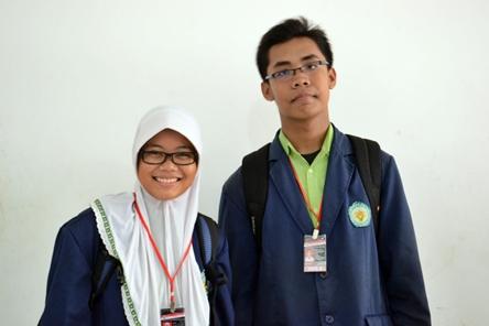 SMA Ta'miriyah Surabaya.