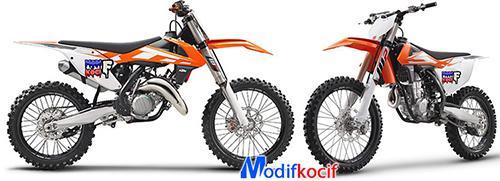 Harga Motor Trail KTM SX-F