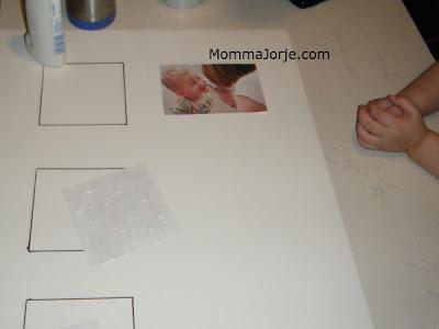 Momma Jorje - Bedtime Checklist