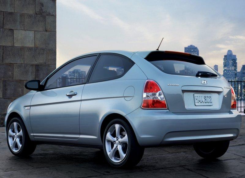 Car Fast 2011 Hyundai Accent Gl Hatchback