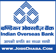 Indian Overseas Bank, IOB Recruitment, Bank Jobs, Sakari Naukri