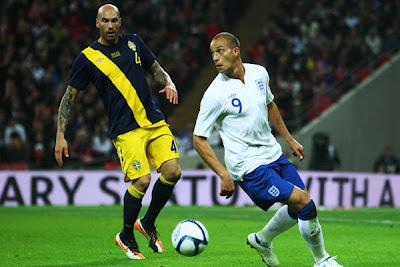 England 1 - 0 Sweden (2)