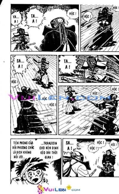Siêu quậy Teppi chap 29 - Trang 67