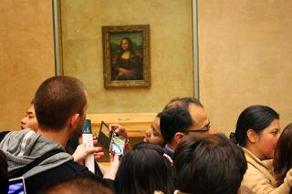 Mona lisa- museo du louvre