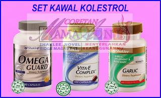 Cara mengawal kolestrol