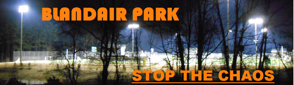 BLANDAIR PARK:  STOP THE CHAOS IN HOWARD COUNTY