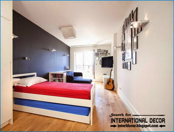 teen boys room decor,cool boys room,boys room paint ideas