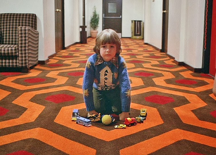 Generation x goes back to the future 12 danny torrance grows up