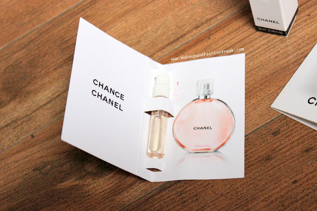 Chanel Chance EDT Perfume