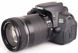 CAMERA DSLR CANON