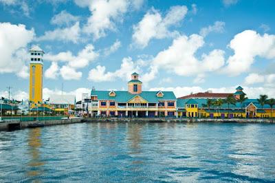 Nassau - Capital das Bahamas