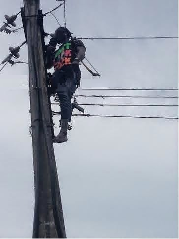 man electrocuted to death in lemna, calabar