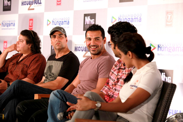 , Housefull 2 Game Launch Event Pics