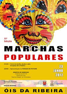 MARCHAS POPULARES DE OIS DA RIBEIRA