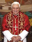 El papa también señaló que la novedad en el anuncio . benedicto xvi