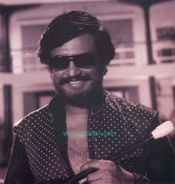 Super Star Rajinikanth in 'Naan Mahan Alla' Movie