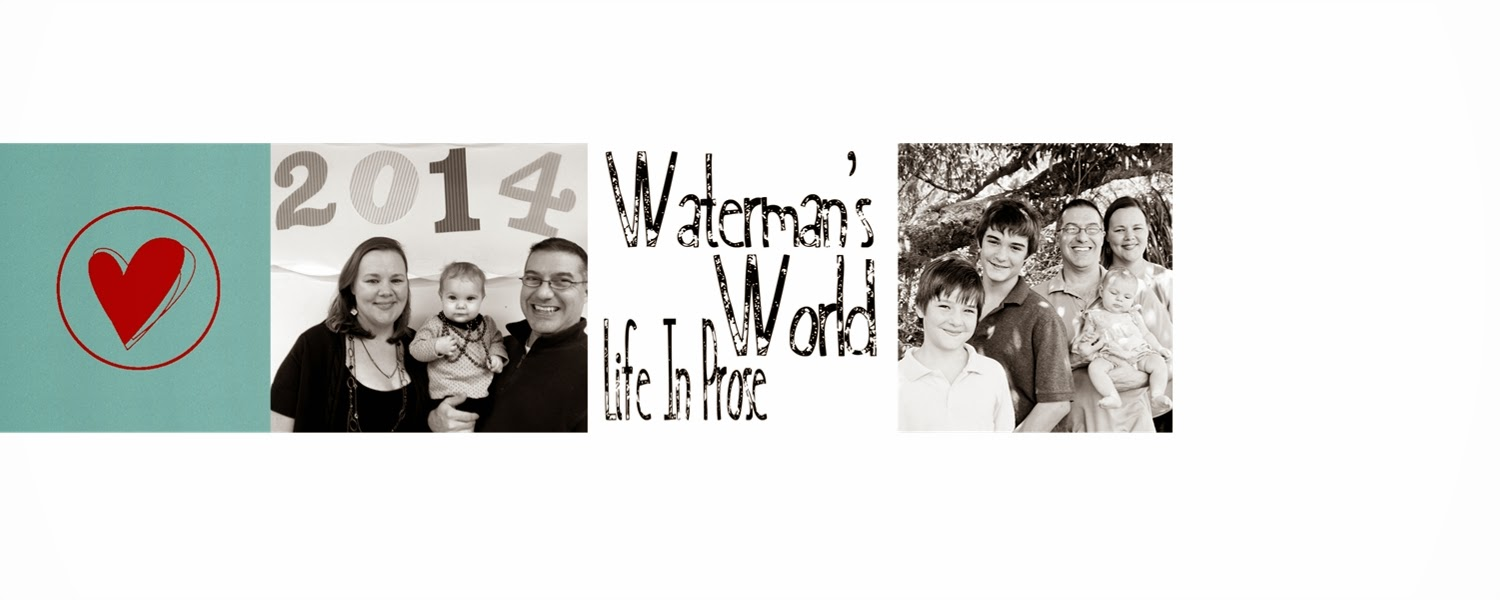 Waterman's World~Life in Prose