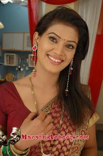 pradnya jadhav actress mala sasu havi kashi kash cash
