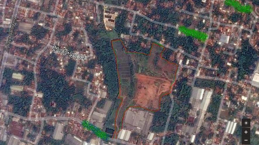 Tanah Dijual di Bekasi Murah Maret April 2015 Terbaru