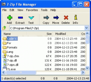 Free 7-Zip Version 9.20 Download Full Version Software