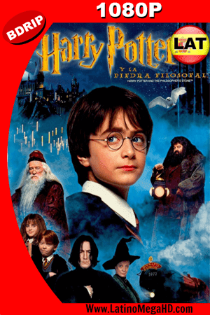 Harry Potter y la Piedra Filosofal (2001) Latino HD BDRIP 1080P ()