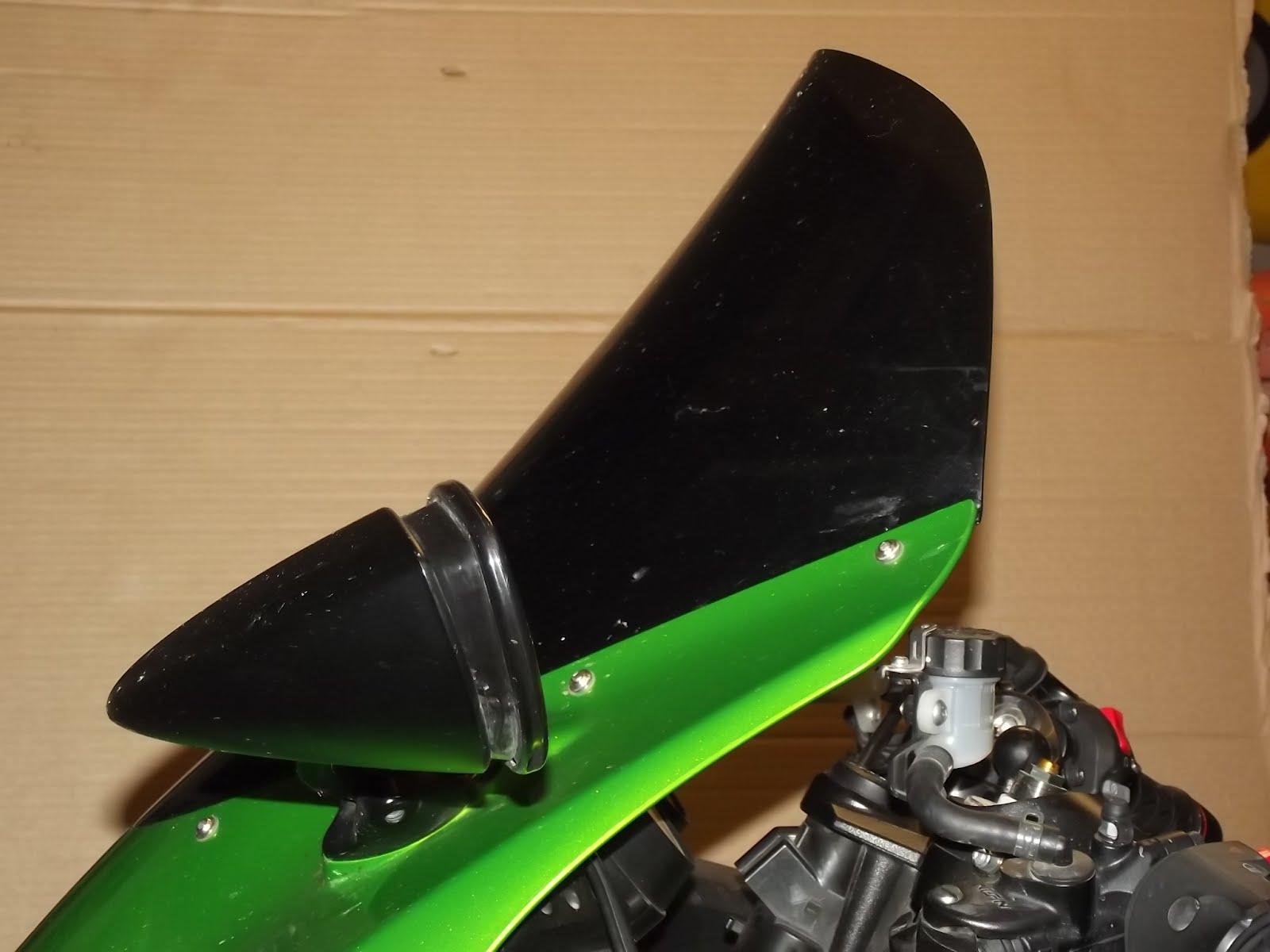 Erik's Motorcycle Trips: ZX-14 Comfort Modifications