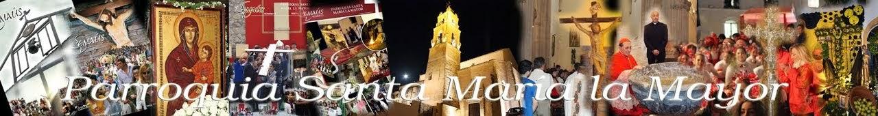 Parroquia Santa Maria la Mayor de Baena
