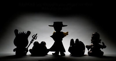 Kidrobot San Diego Comic-Con 2012 Exclusives Teaser Image (1)