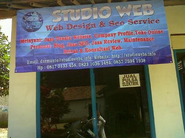 Tempat Baru Jasa Desain Website Kami