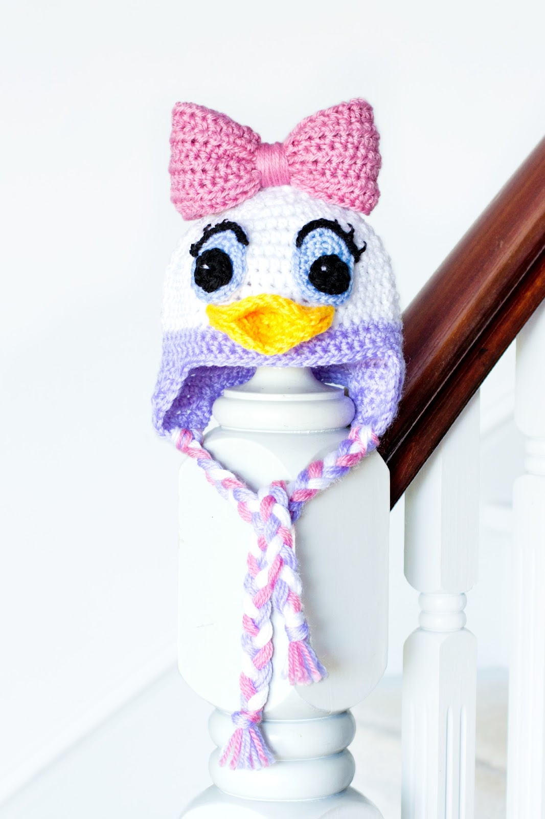Free Crochet Patterns For Daisy The Duck ...
