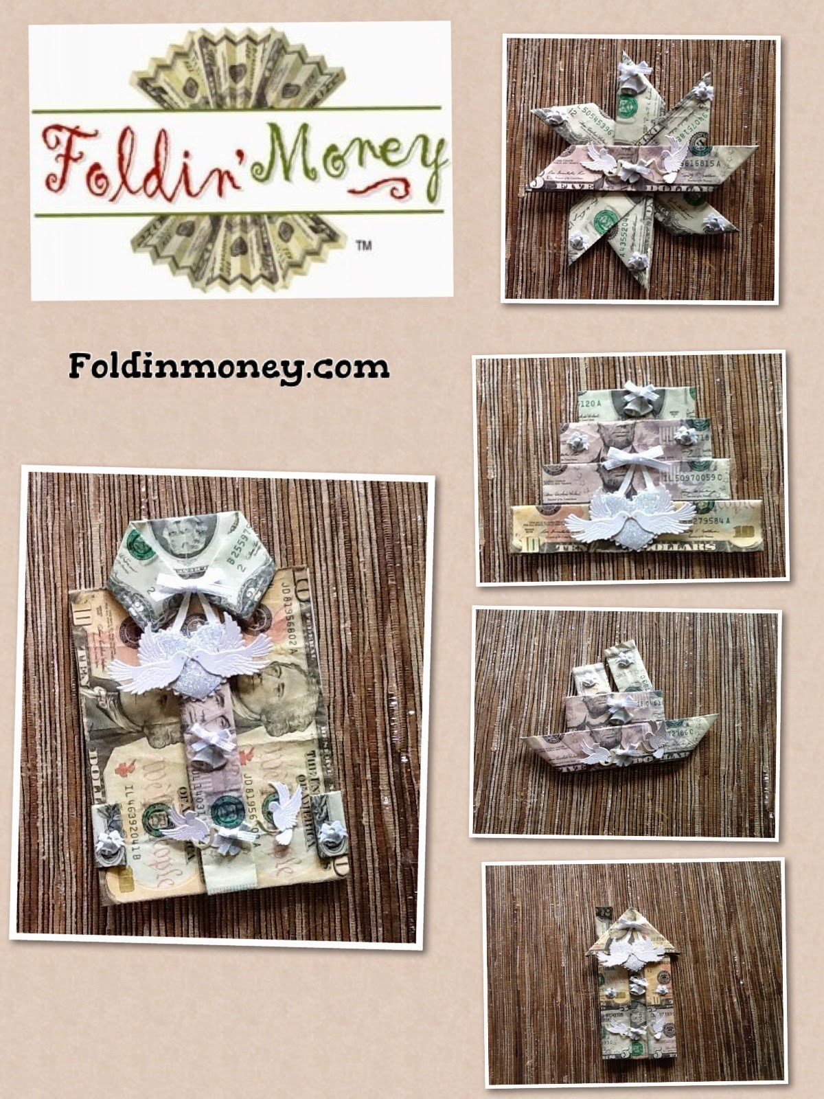 Ideas for money gifts for wedding