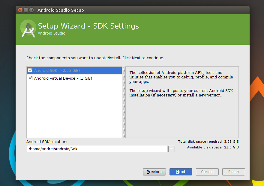 android studio linux admins news and