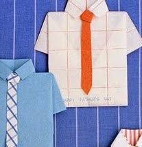 http://manualidadesreciclables.com/15603/camisa-papiroflexia-para-el-dia-del-padre